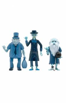 Haunted Mansion ReAction Figures - Hitchhiking Ghosts 3 Pack