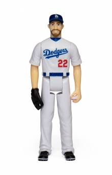 MLB Modern ReAction Wave 1 Figure - Clayton Kershaw