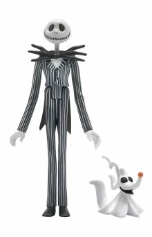 Tim Burton's The Nightmare Before Christmas ReAction Figures Wave 1 - Jack Skellington