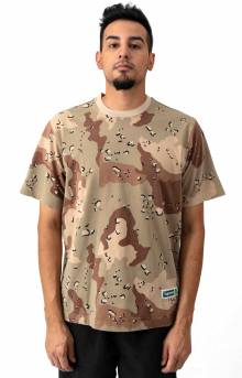 Athletic Label T-Shirt - Camo