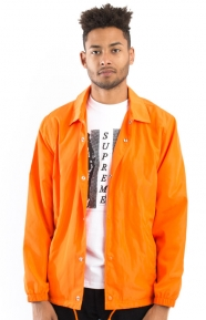 Digi Coaches Jacket - Orange