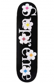 Flowers Deck - Black