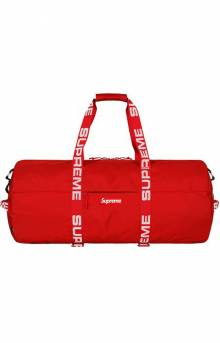 SP18 Large Duffle Bag - Red
