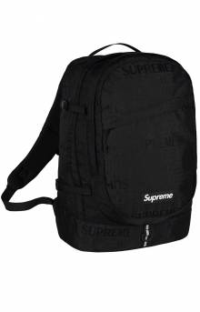 SS19 Backpack - Black