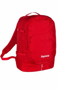 SS19 Backpack - Red