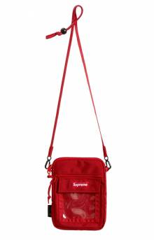 SS19 Small Shoulder Bag - Red