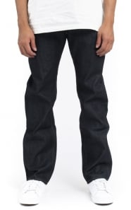 505 Zip-Fly Jeans - Raw Blue
