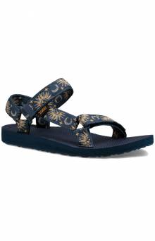(1003987) Original Universal Sandals - Sun & Moon Insignia Blue