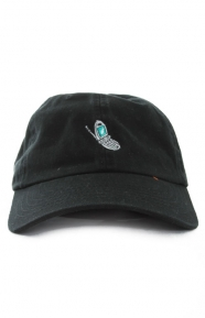 The Hundreds Clothing, Cell Dad Hat - Black