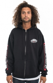 The Hundreds Clothing, Chapters Zip-Up Hoodie - Black