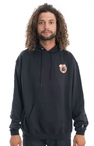 The Hundreds Clothing, Exterminator Pullover Hoodie - Black