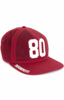 b05d333fe0f1a The Hundreds Pine Snap-Back Hat - Red