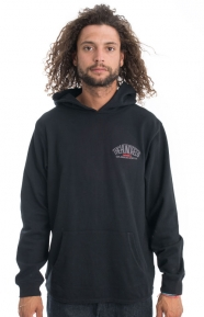 The Hundreds Clothing, Rail Pullover Hoodie - Black