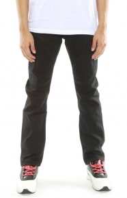 (T15P104089) Black Out Skinny Fit Pants - Black