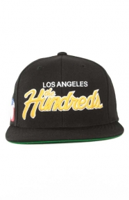 Team Two Snap-Back Hat - Black/Yellow