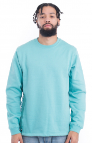 Valley Crewneck - Pale Turquoise