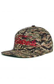 W17 Team Snap-Back Hat - Camo