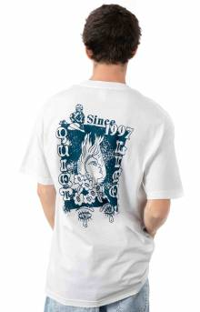 Lady Luck T-Shirt - White