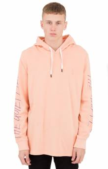 Overdye Pullover Hoodie - Light Coral