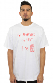 See The Light T-Shirt - White