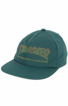 Davis Snap-Back Hat - Green Forest