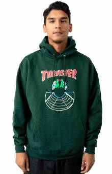 Doubles Pullover Hoodie - Forest Green