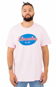 Oval T-Shirt - Pink