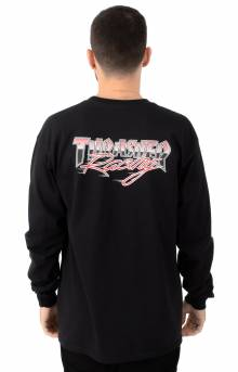 Racing L/S Shirt - Black