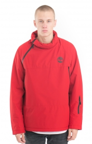 Insulated Pullover Hoodie - Chili Pepper