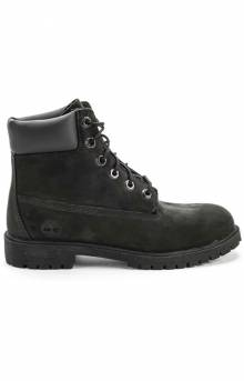 (TB010073001) 6-Inch Boots - Black