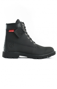 (Tb06335A) 6 Inch Impressions Boot - Black