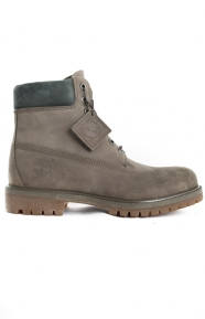 (TB0A17PS) 6 Inch Waterproof Boots - Grey