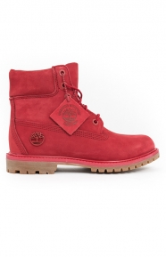 (TB0A1JGJ) Women's 6 inch Premium Boots - Red