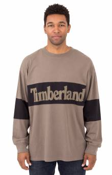 Warner River LS Retro Oversized T-Shirt - Bungee Cord