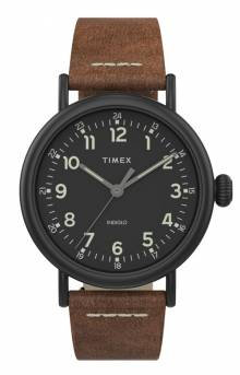 (TW2T20100VQ) Standard 40mm Leather Strap Watch