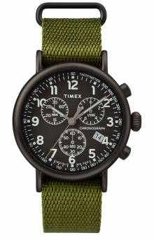 (TW2T21400VQ) Standard Chronograph 41mm Fabric Strap Watch