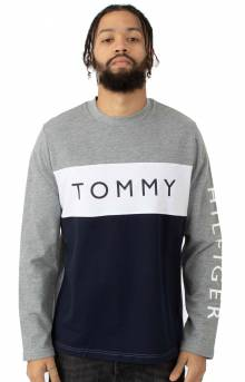 Campus French Terry Sweatshirt - Grey