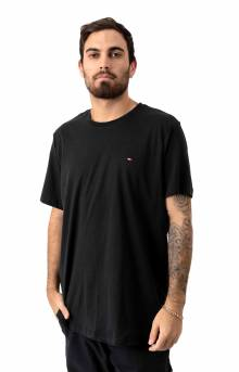 Core Flag Crew T-Shirt - Black