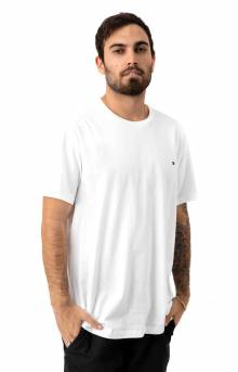 Core Flag Crew T-Shirt - White