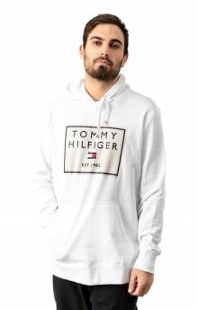 Icon Pullover Hoodie - White
