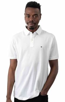 Ivy Polo Shirt - Bright White