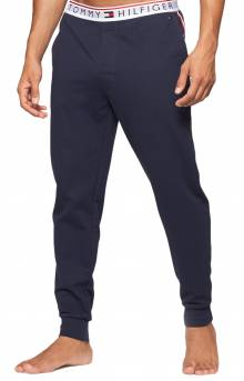 Logo Terry Jogger - Dark Navy