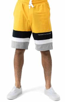 Modern Essentials French Terry Short - Saffron
