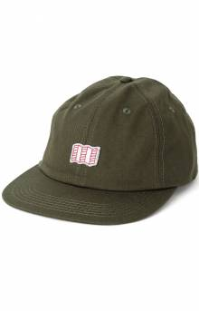 Mini Map Strap-Back Hat - Green