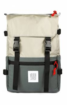 Rover Pack - Silver/Charcoal