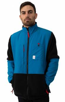 Subalpine Fleece - Blue/Black