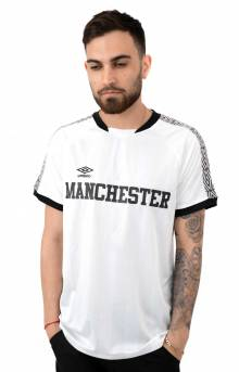 Manchester Jersey - White/Black