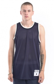 Finish Line Basketball Jersey - Navy