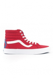 1966 Sk8-Hi Reissue Shoe - Red/Blue