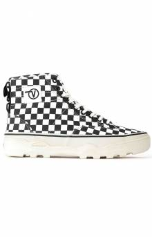 (4PkTUY) Canvas Sentry WC Shoe - Checkerboard